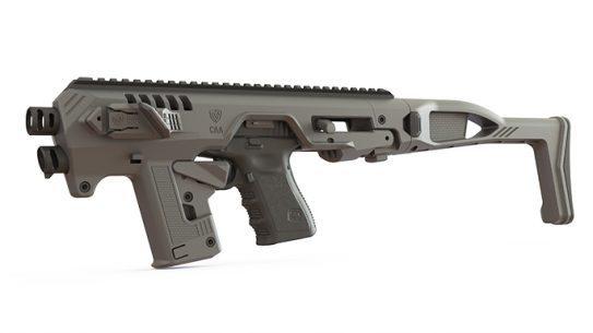 CAA Micro RONI Pistol-To-Carbine Conversion Kits Glock 17, 19