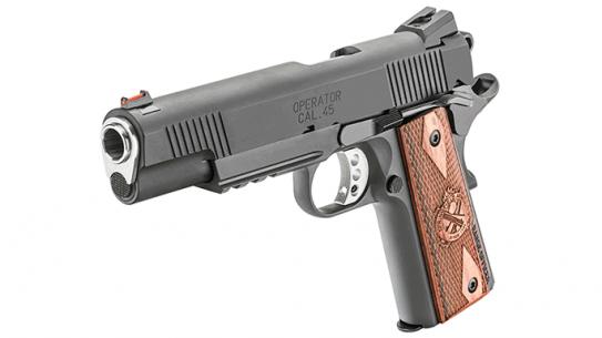 Springfield Operator Range Officer pistol .45 ACP