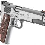 Springfield 1911 Range Officer Stainless Steel Pistol 9mm