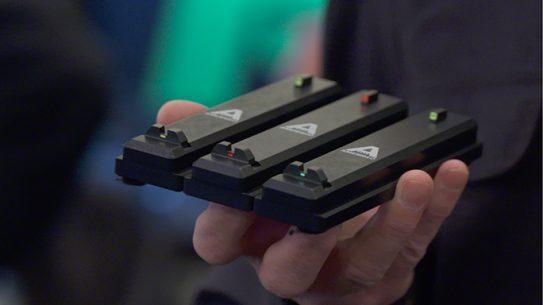 AmeriGlo CAP Combat Application Pistol Sights SHOT Show 2016
