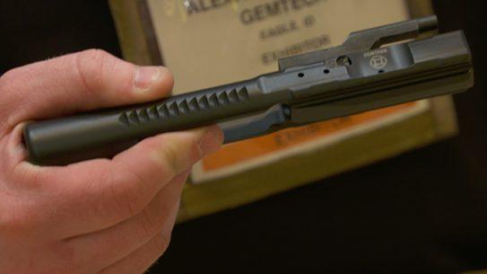 Gemtech Suppressed Bolt Carrier SHOT Show 2016