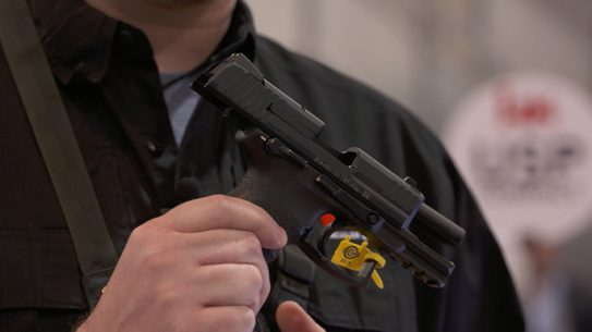 Heckler & Koch P30SK SubKompact Pistol SHOT Show 2016