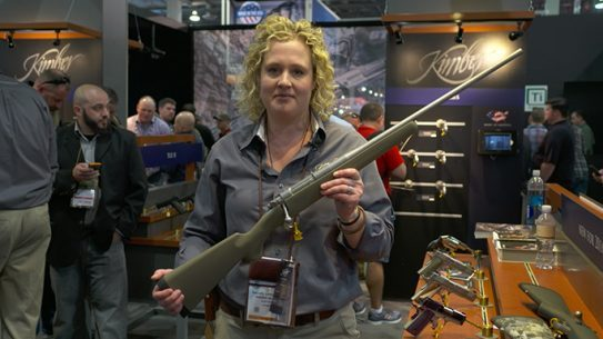 Kimber Hunter, Adirondack Montana Rifles SHOT Show 2016
