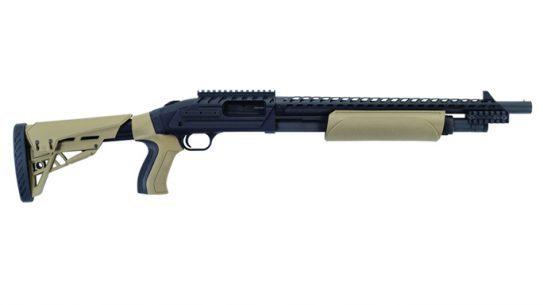 Mossberg 500 ATI Scorpion Shotgun SHOT Show 2016