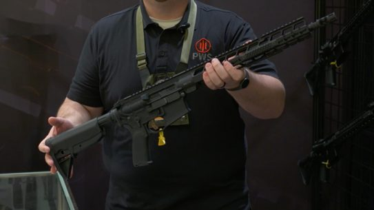 Primary Weapons Systems MK1 MOD 2 Rifle SHOT Show 2016