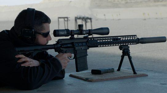 Sig Sauer SIG716 Gen2 DMR 7.62mm NATO Rifle SHOT Show 2016