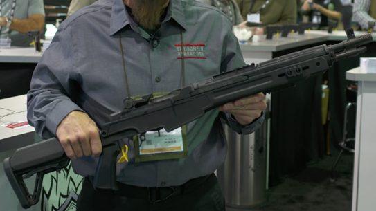Springfield SOCOM 16 CQB 7.62mm Rifle SHOT Show 2016
