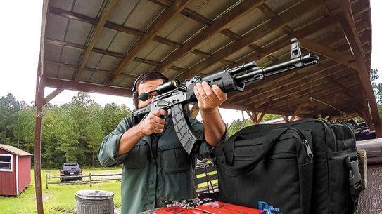 Palmetto State Armory PSAK-47 Test lead
