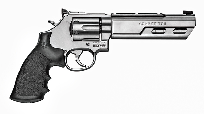 Smith & Wesson Revolvers 2016 Model 629 Competitor