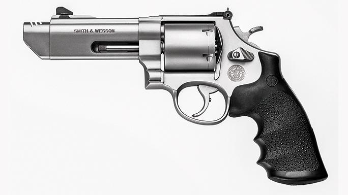 Smith & Wesson Revolvers 2016 Model 629 V-Comp