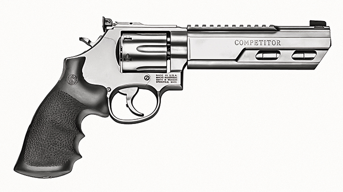 Smith & Wesson Revolvers 2016 Model 686 Competitor
