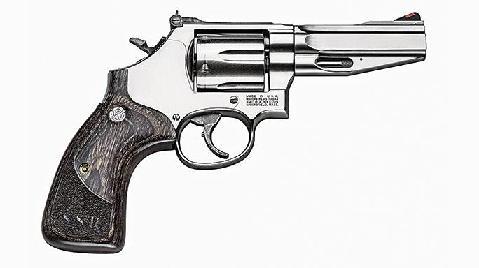 Smith & Wesson Revolvers 2016 Model 686 SSR