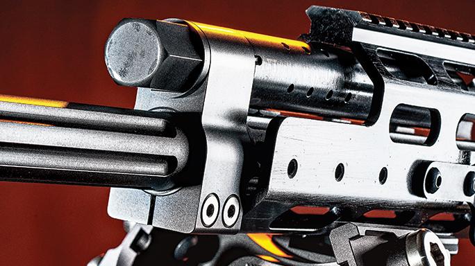 Test Alexander Arms Ulfberht rifle gas block
