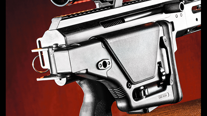 Test Alexander Arms Ulfberht rifle stock