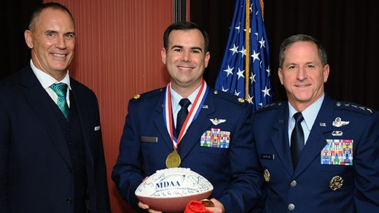 Air Force Missile Defender of the Year 2015 MDAA