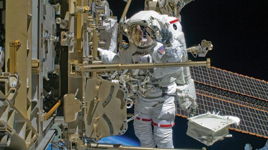 NASA U.S. Army Soldier Astronaut Application