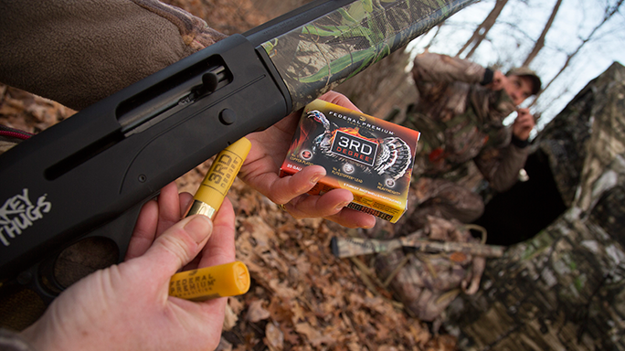 Federal Premium 3rd Degree 20 Gauge Turkey Hunting Ammo lead