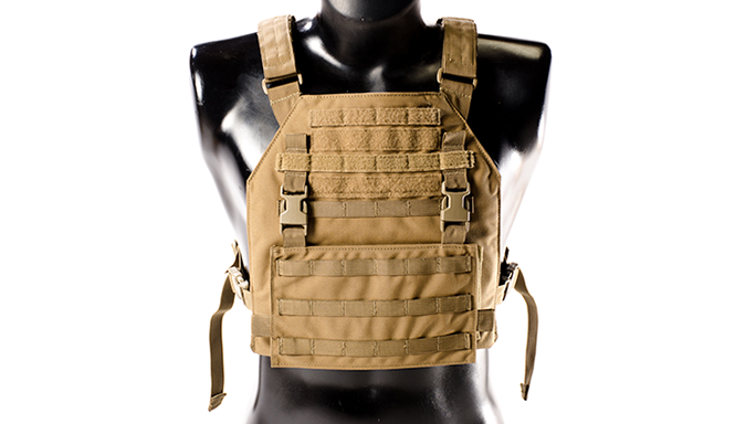 Ares Armor Minuteman Plate Carrier front