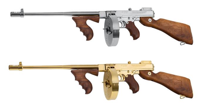 Thompson Chicago Typewriter Tommy Gun lead
