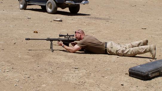 Barrett M82 M107 .50 Caliber Tennessee
