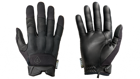 First Tactical Hard Knuckle Glove lead