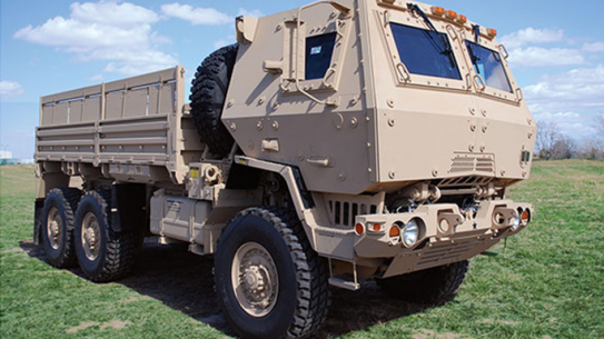 U.S. Army Family of Medium Tactical Vehicles 2016