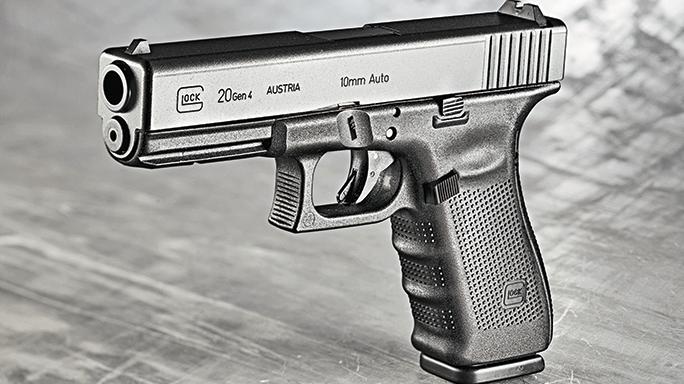 Glock Buyer's Guide 2016 Glock 20 Gen4
