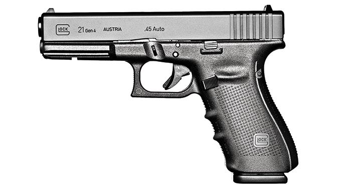 Glock Buyer's Guide 2016 Glock 21 Gen4