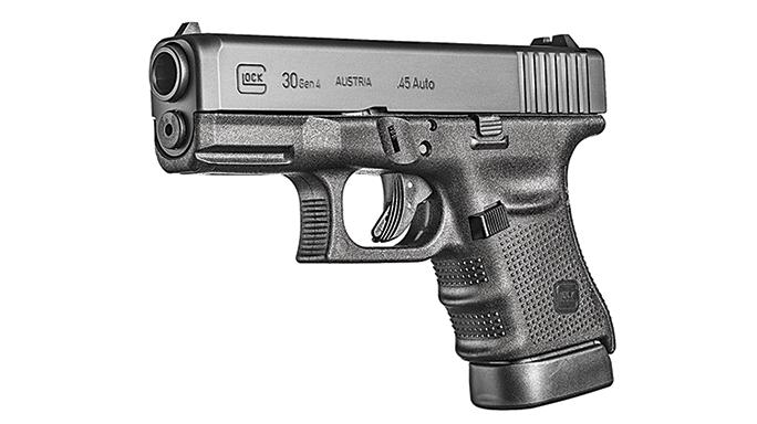 Glock Buyer's Guide 2016 Glock 30 Gen4