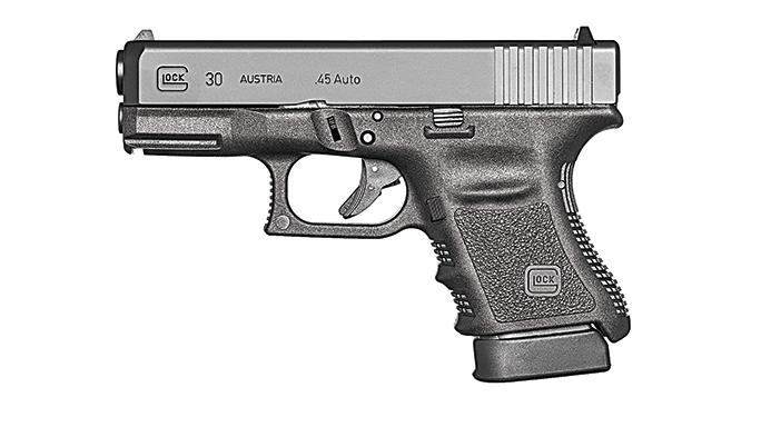 Glock Buyer's Guide 2016 Glock 30 SF