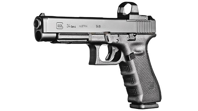 Glock Buyer's Guide 2016 Glock 34 Gen4 MOS