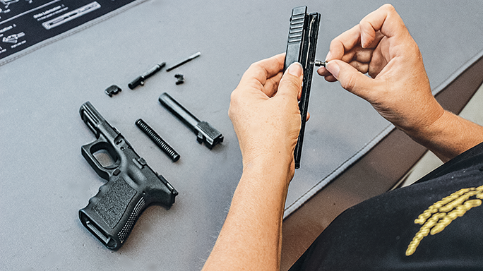 Glock's Armorer's Course step 2