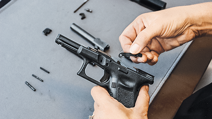 Glock's Armorer's Course step 4