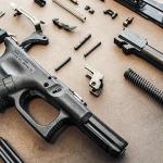 Glock's Armorer's Course parts