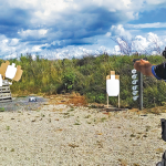 Self-Defense Competitive Shooting targets