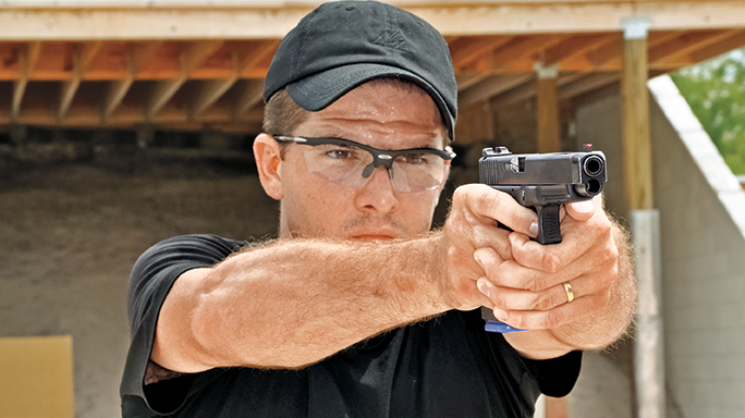 Self-Defense Competitive Shooting Robert Vogel