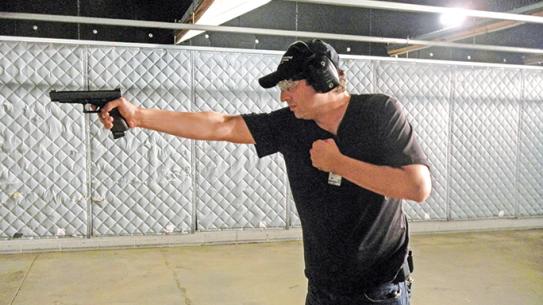 Gabe White Bill Rogers Shooting School Test lead