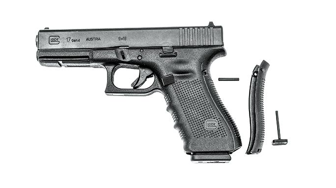 2016 Glock Gen4 backstrap