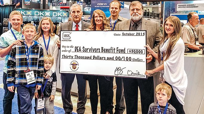 Glock help 2016 DEA Survivors Benefit Fund