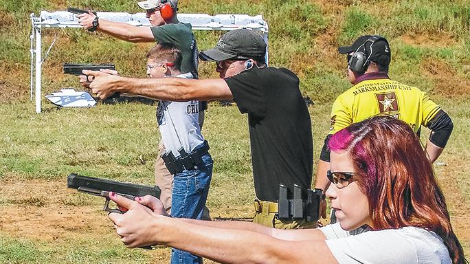 Glock help 2016 Scholastic Pistol Program