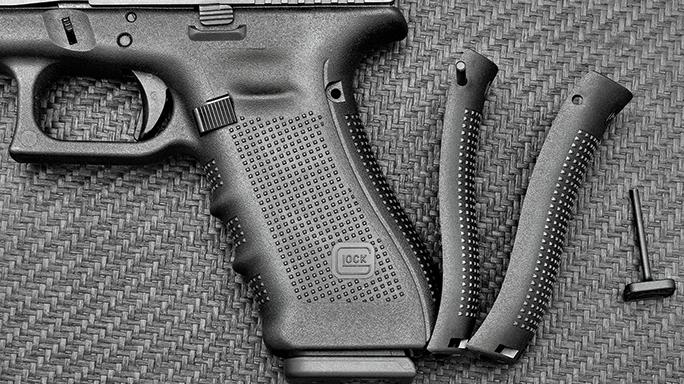 Mississippi Highway Patrol Glock 17 backstraps