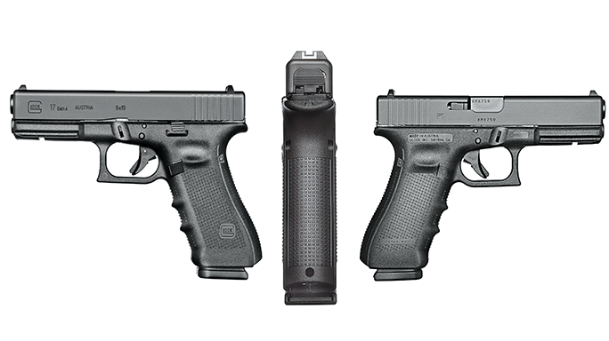 Mississippi Highway Patrol Glock 17 Gen4
