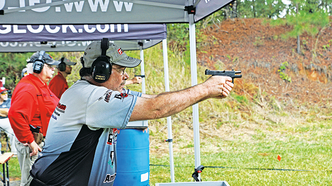 Glock Annual Shoot 2015 GSSF Tony Boone