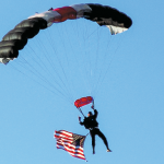 Phoenix Patriot Foundation Glock parachute