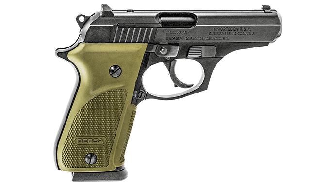 20 Best Guns For Law Enforcement 2016 Bersa Thunder 380 Combat Plus