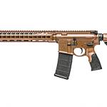 20 Best Guns For Law Enforcement 2016 Daniel Defense DDM4 ISR