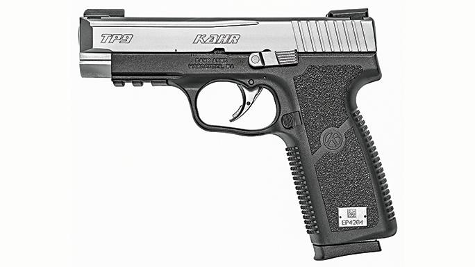 20 Best Guns For Law Enforcement 2016 Kahr TP9 Gen2