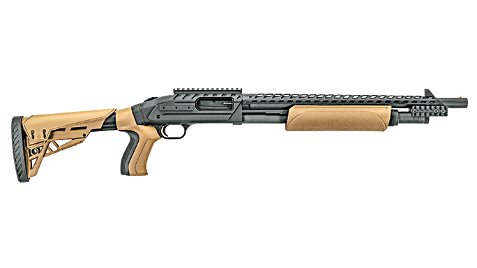 20 Best Guns For Law Enforcement 2016 Mossberg ATI Scorpion