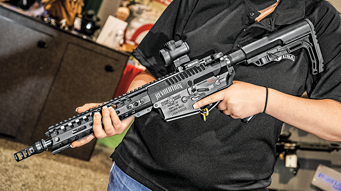 20 Best Guns For Law Enforcement 2016 POF-USA Revolution