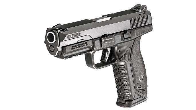 20 Best Guns For Law Enforcement 2016 Ruger American Pistol